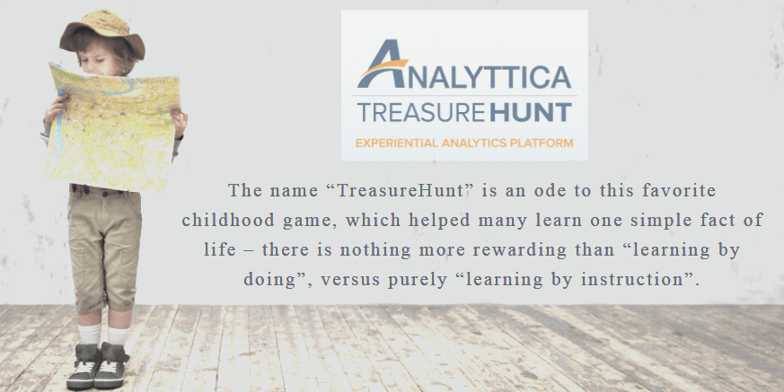 Analyttica Treasure Hunt