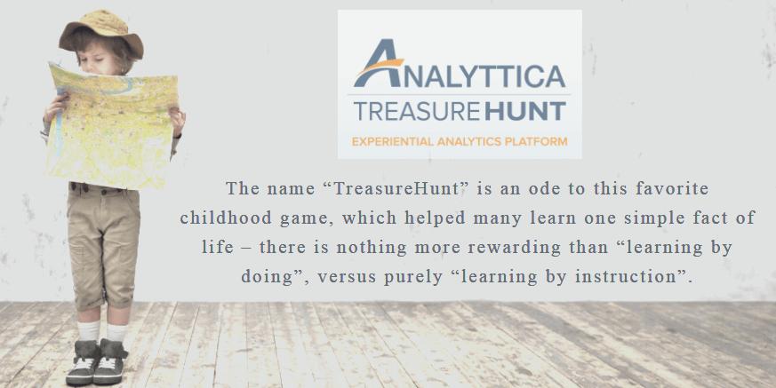 Analyttica Treasure Hunt